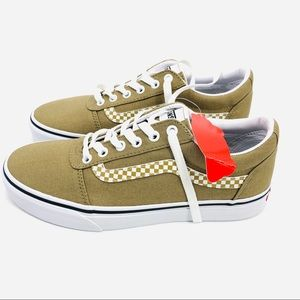 ✨NWT Vans Off The Wall Old Skool Tan Beige Sneaker